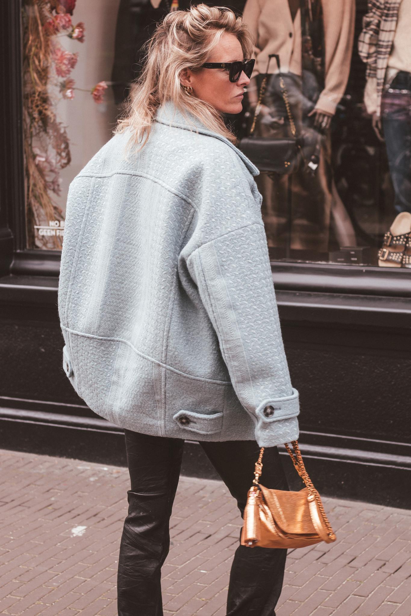 Lala Berlin jacket Justine 1216-WO-2044-3