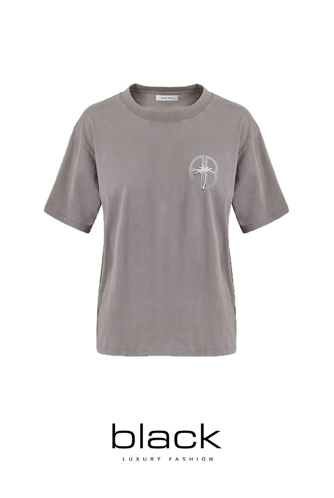 T-shirt Ida tee palm-3