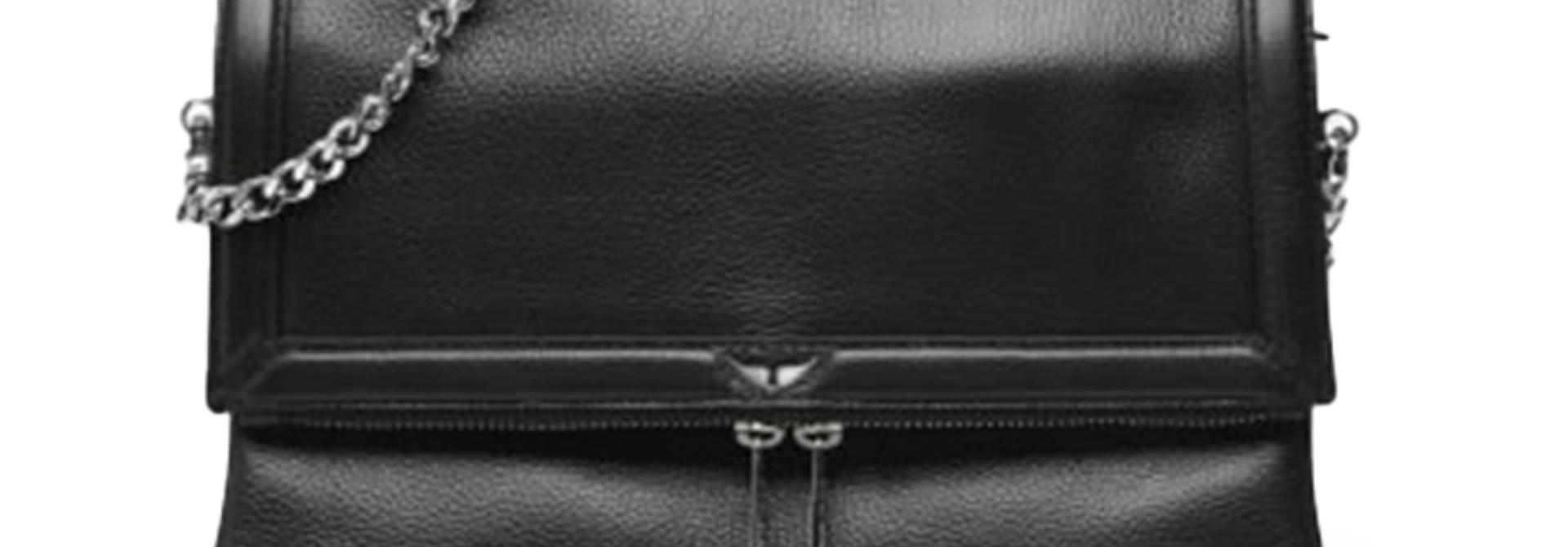 Tas Rock Novel Grained Leather