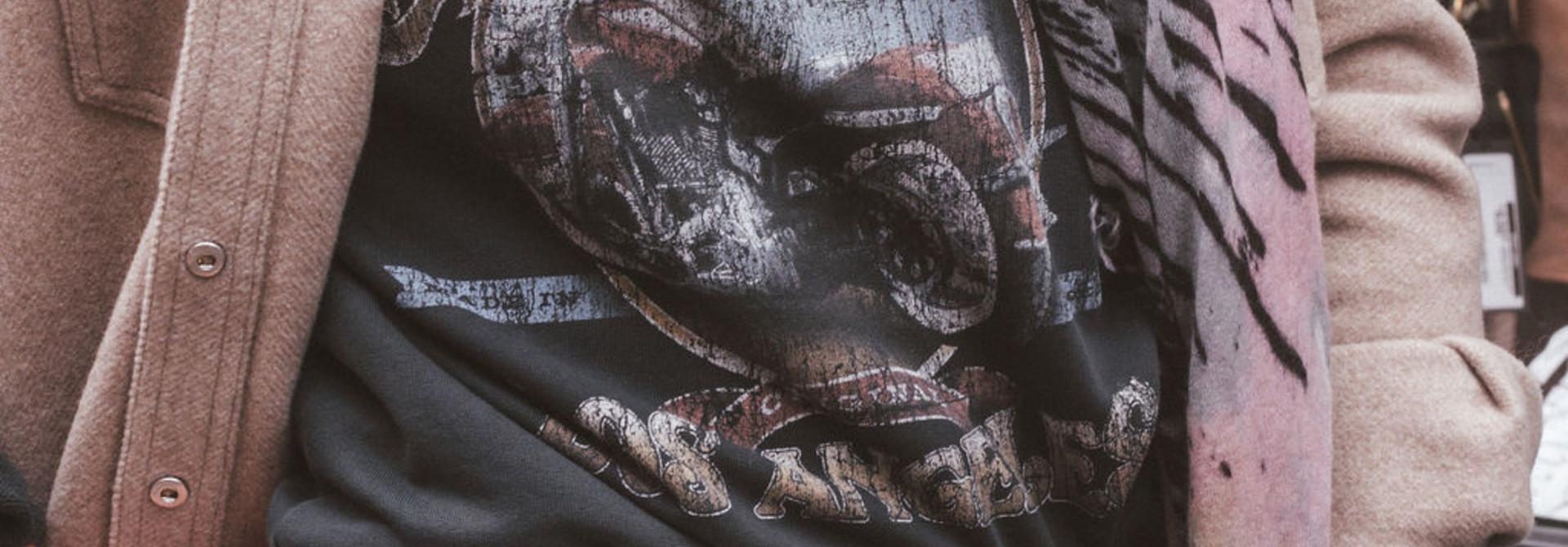 T-Shirt Lili Biker