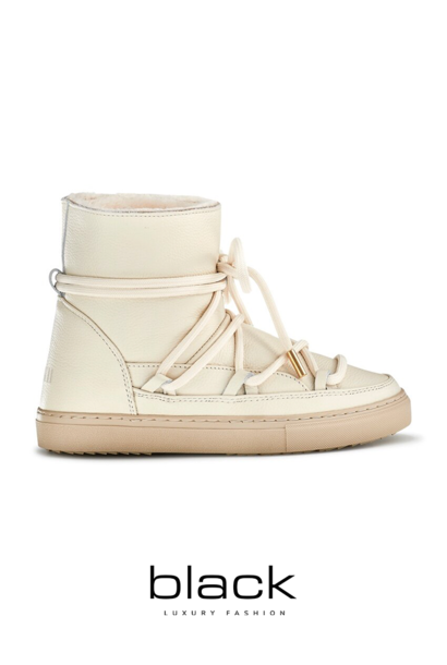 Boots Full leather Off-White