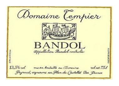 Domaine Tempier, Le Castellet