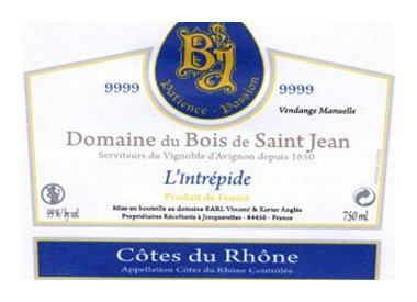 Domaine du Bois Saint Jean, Jonquerettes