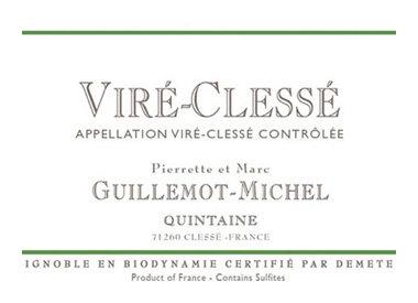 Domaine Guillemot Michel, Clessé