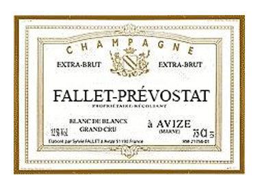 Champagne Fallet-Prevostat, Avize