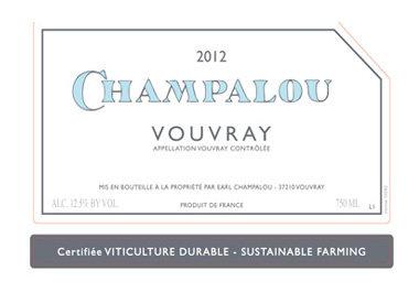 Domaine Champalou, Vouvray