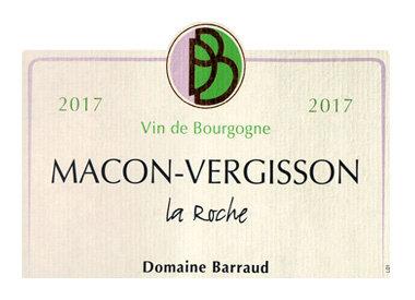 Domaine Barraud, Vergisson