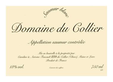 Domaine du Collier, Chacé