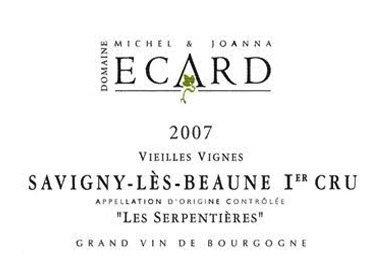 Domaine Michel Ecard, Savigny-lès-Beaune