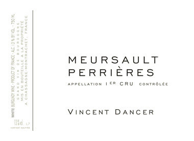 Domaine Vincent Dancer, Chassagne-Montrachet