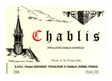 Domaine Vincent Dauvissat, Chablis