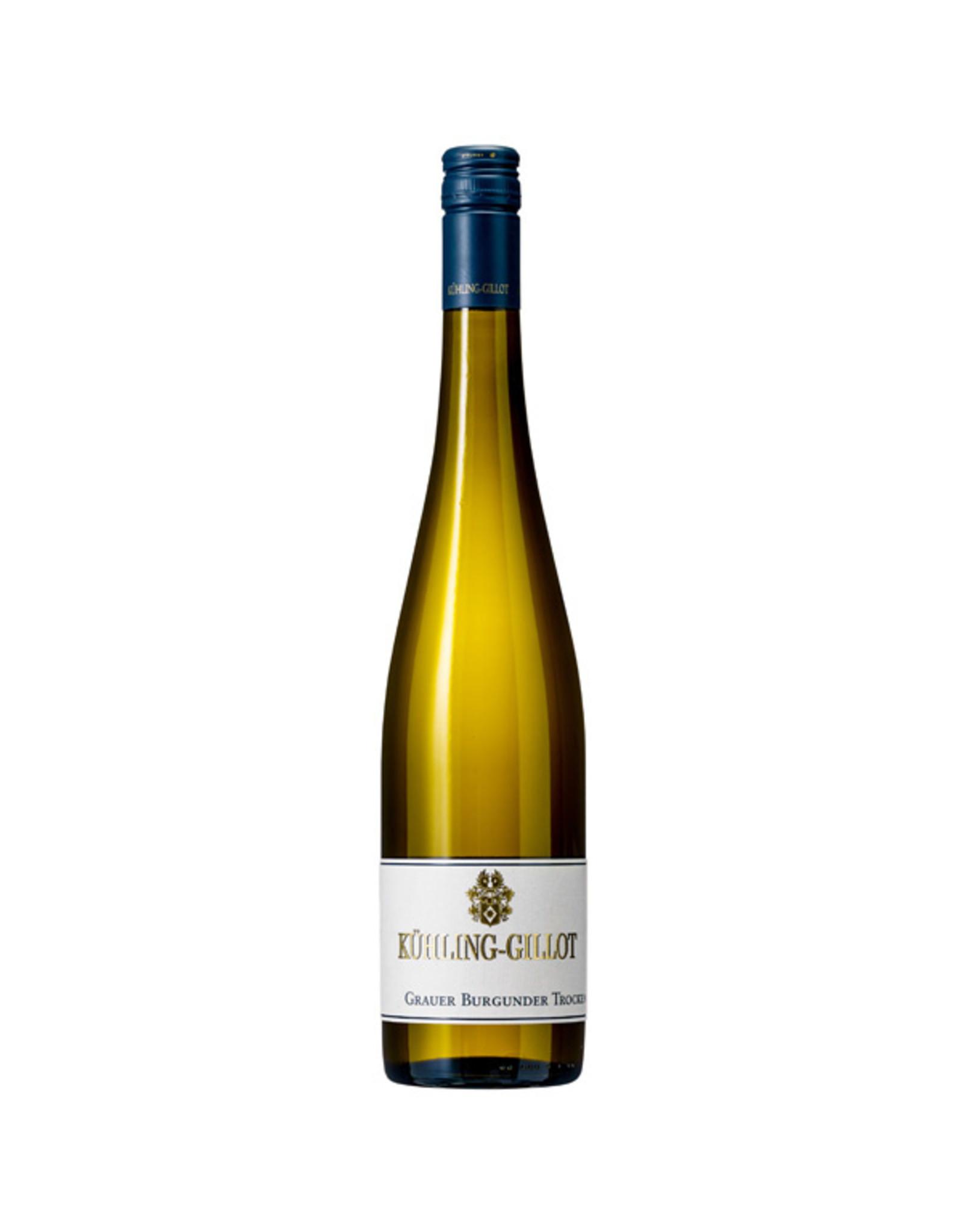 Weingut Kühling-Gillot, Bodenheim Kuhling Gillot Grauer Burgunder 20R20 2017