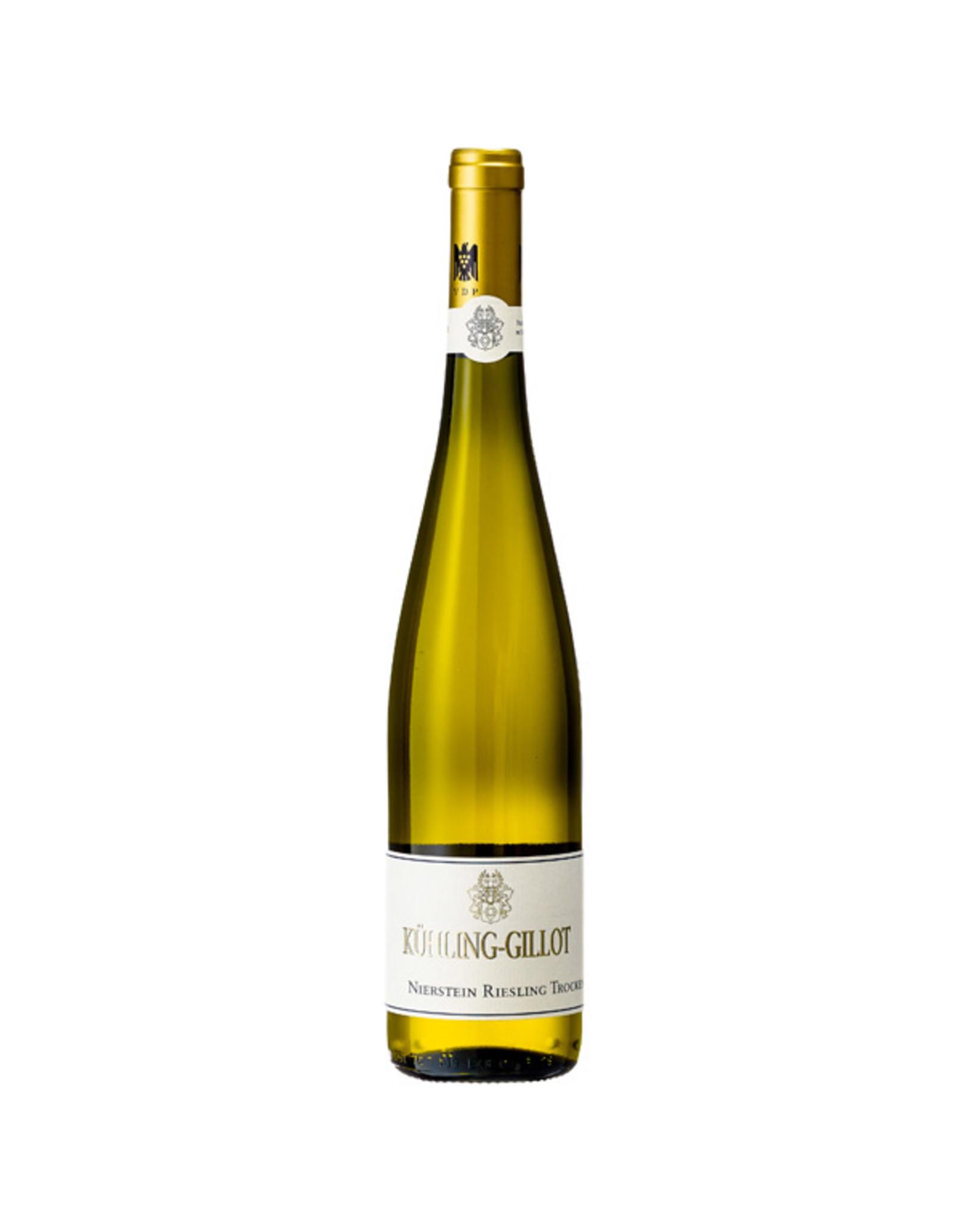Weingut Kühling-Gillot, Bodenheim Kuhling Gillot Nackenheim 2018