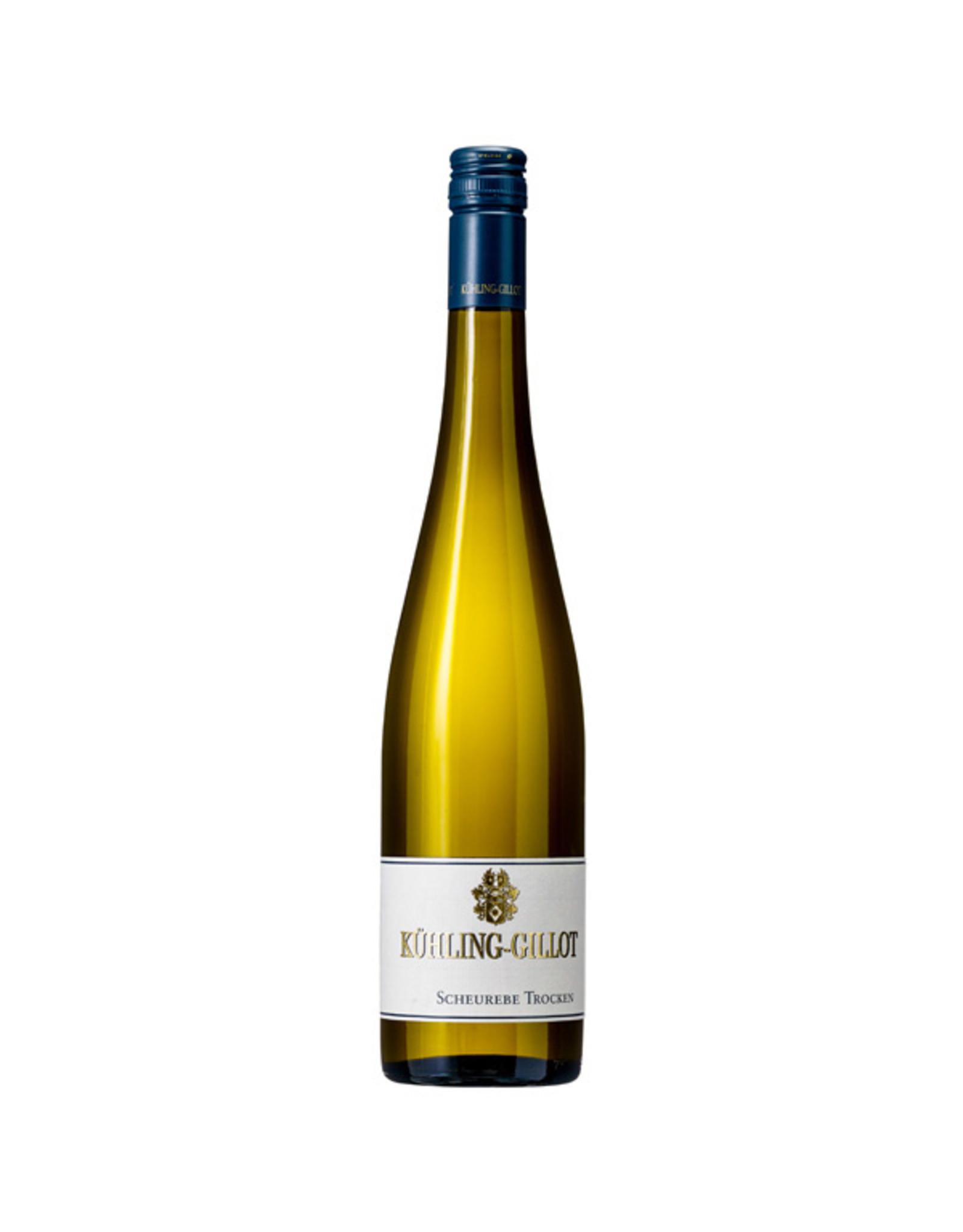 Weingut Kühling-Gillot, Bodenheim Kuhling Gillot Scheurebe 2017
