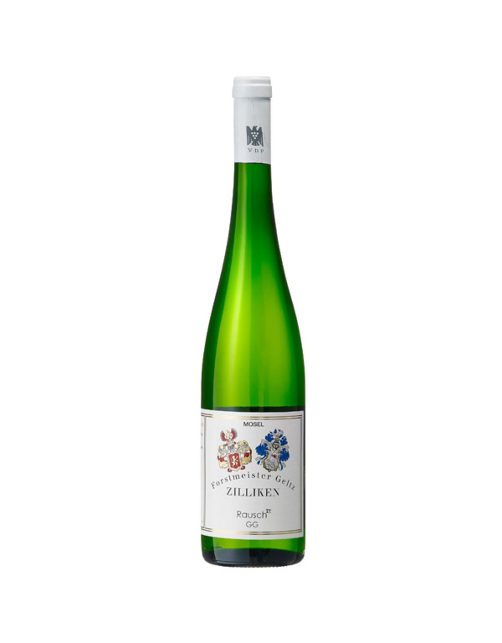 Weingut Forstmeister Geltz Zilliken, Saarburg Zilliken Rausch GG 2016