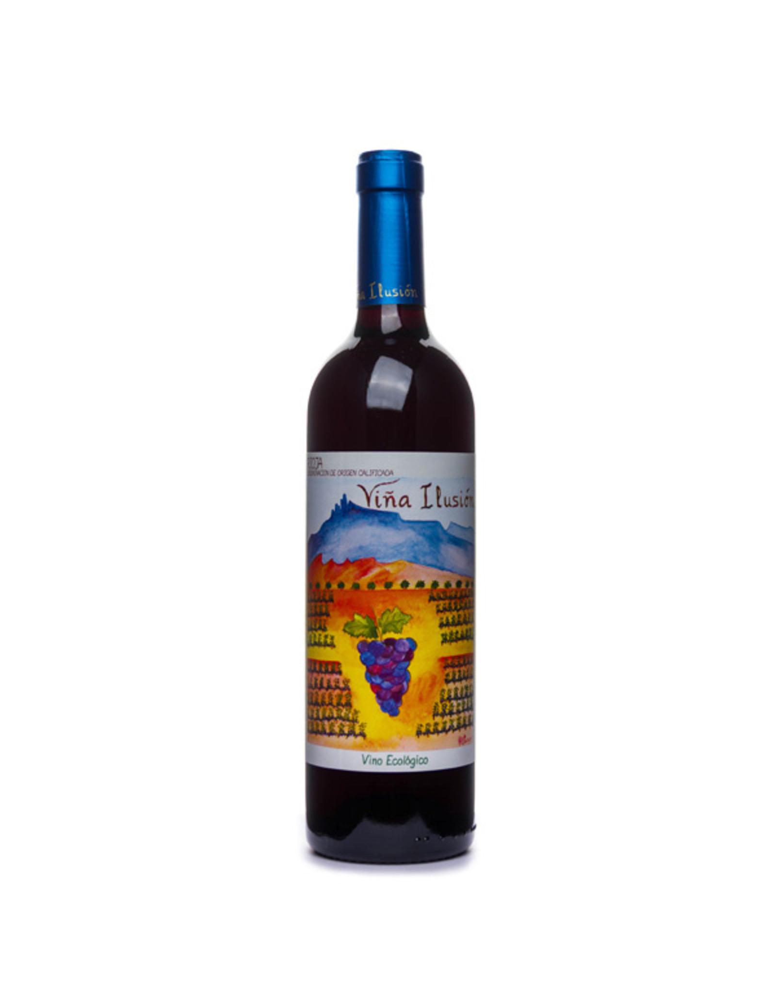 Rioja Viña Ilusión 2016, Alonso Etayo