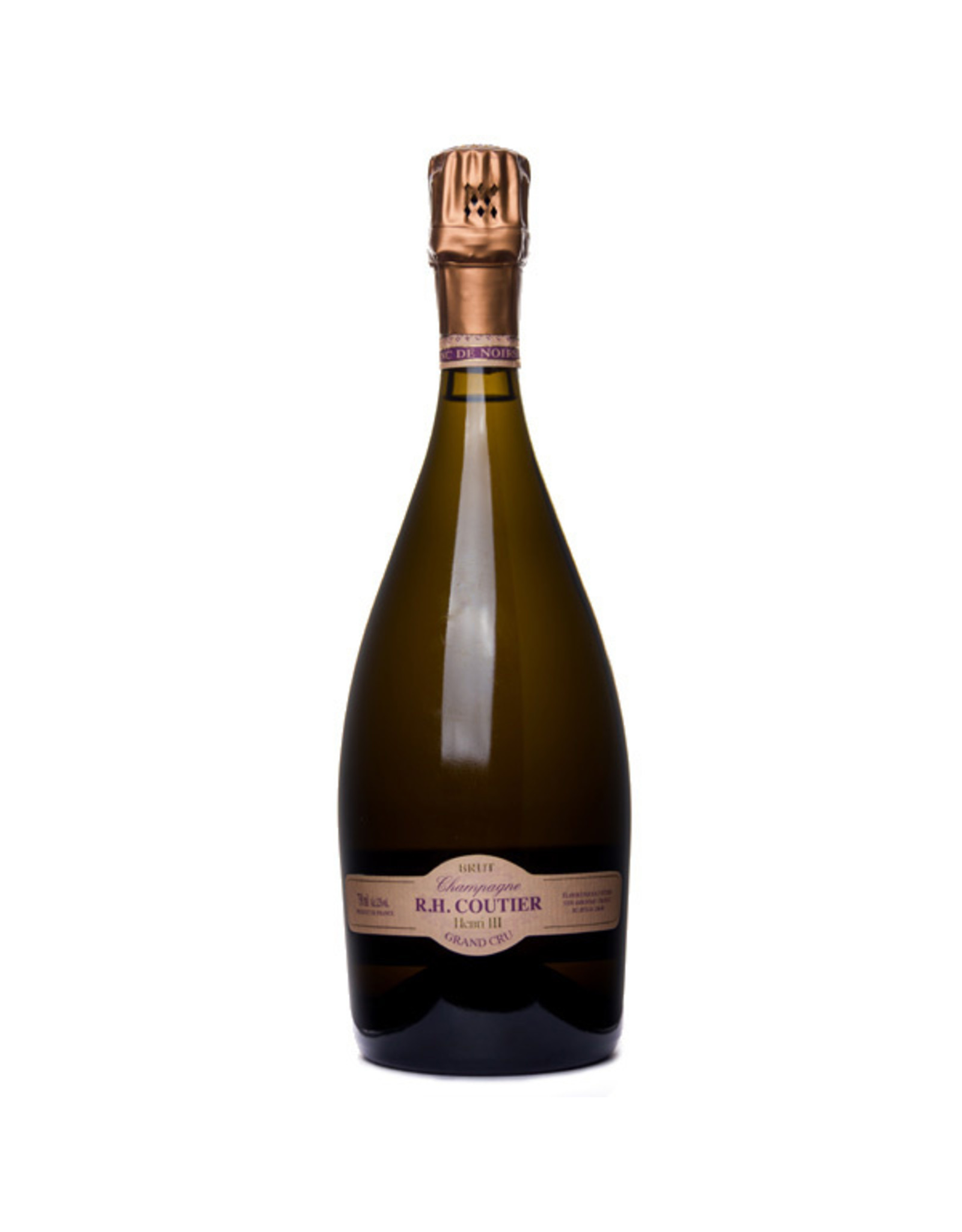 R.H. Coutier, Ambonnay Coutier Champagne Grand Cru Henri III, Ambonnay
