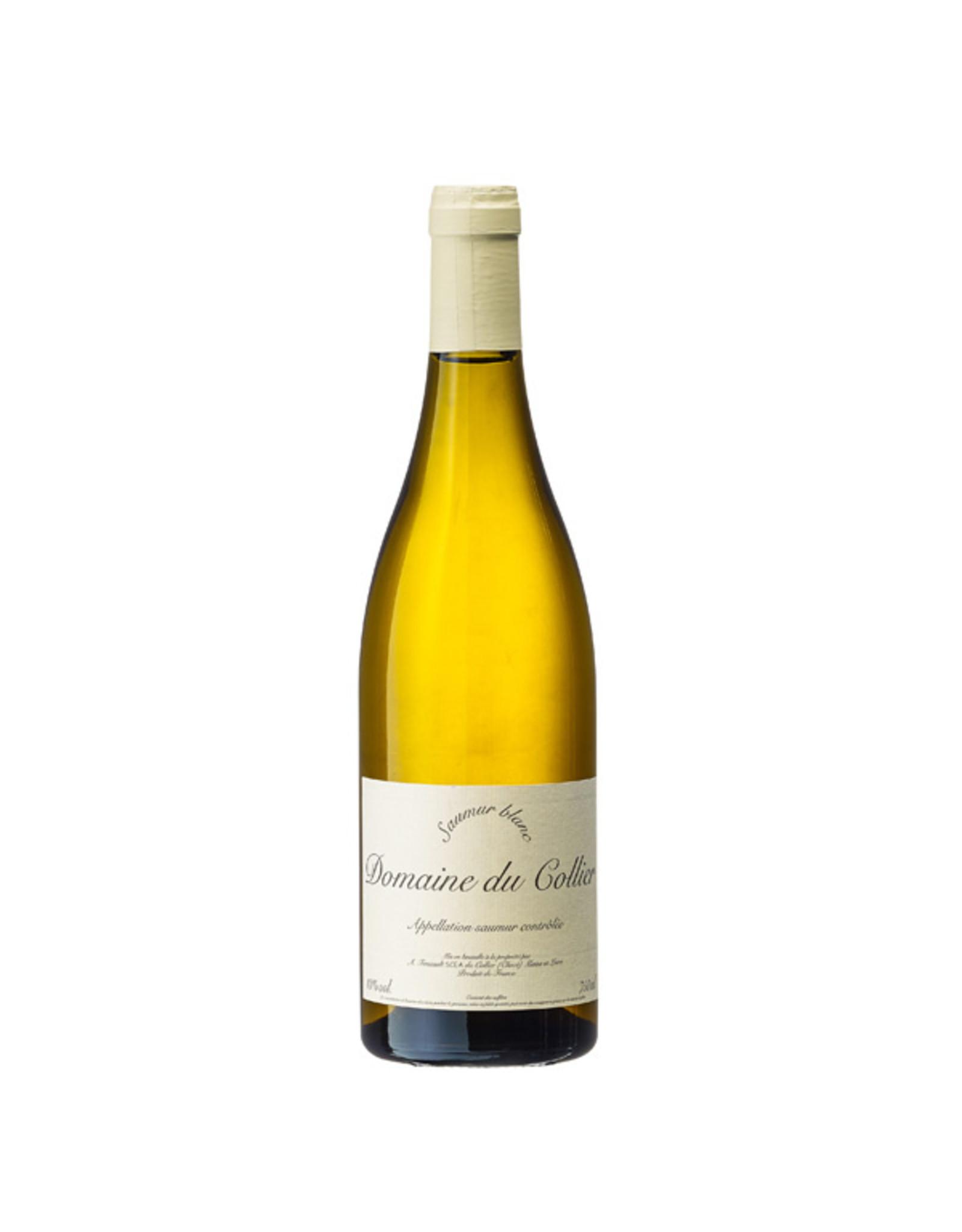 Domaine du Collier, Chacé Collier Saumur Blanc 2014
