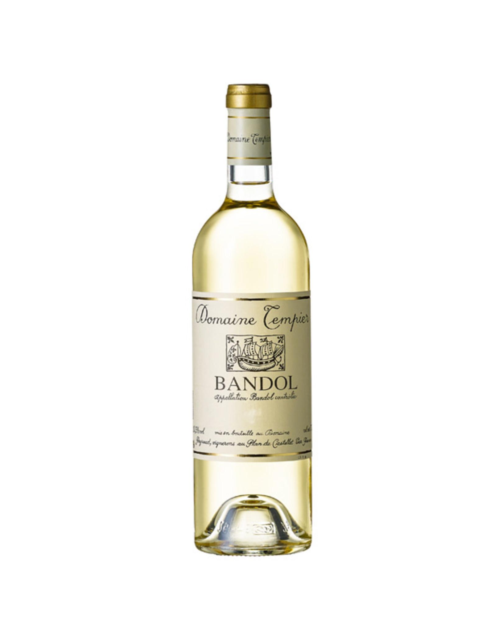 Domaine Tempier, Le Castellet Tempier Bandol Blanc 2018