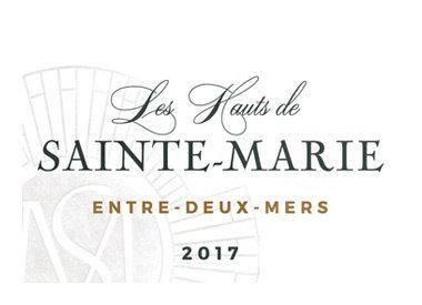 Château Sainte-Marie, Targon
