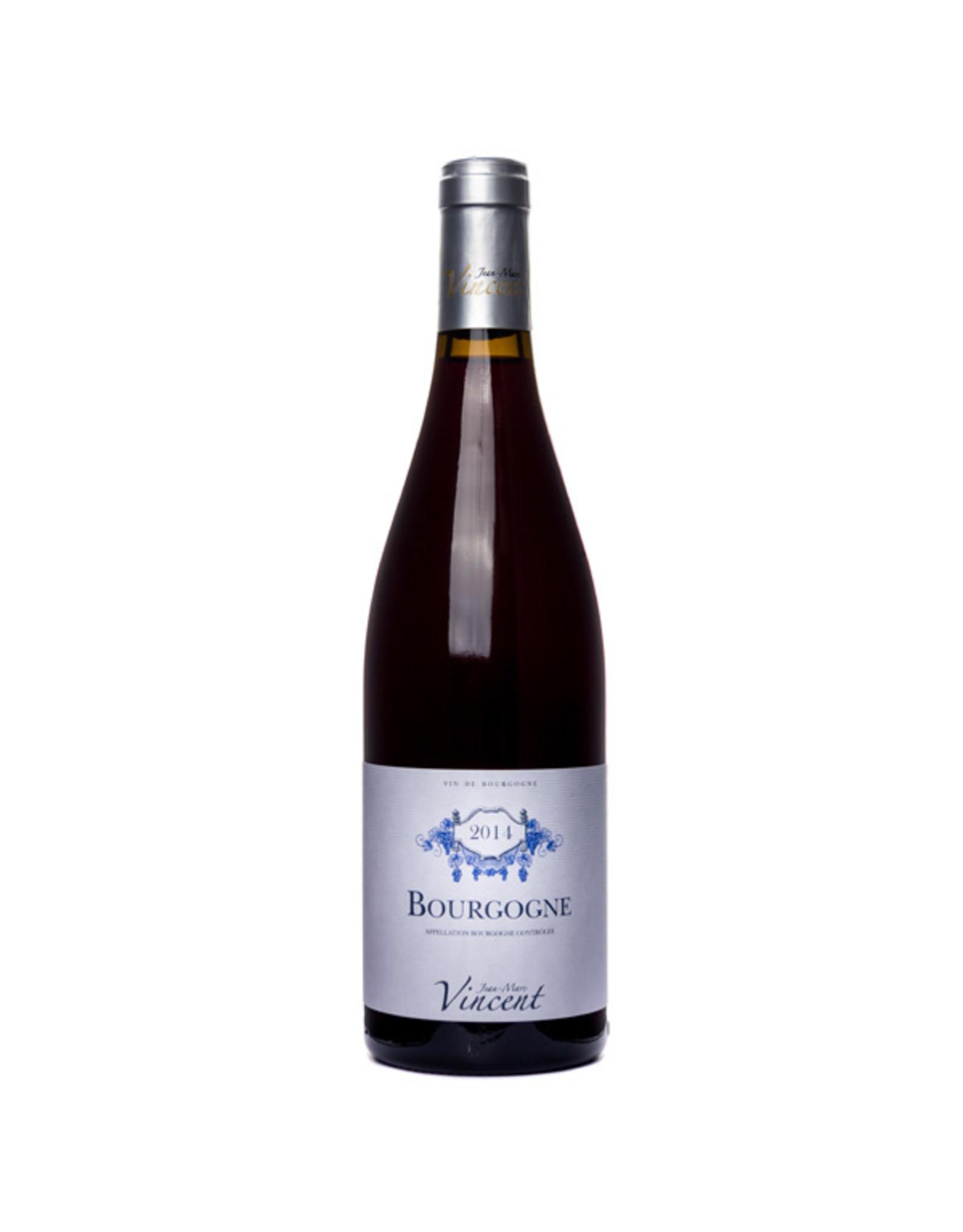 Dom. Jean-Marc Vincent, Santenay Jean Marc Vincent, Bourgogne Rouge 2017
