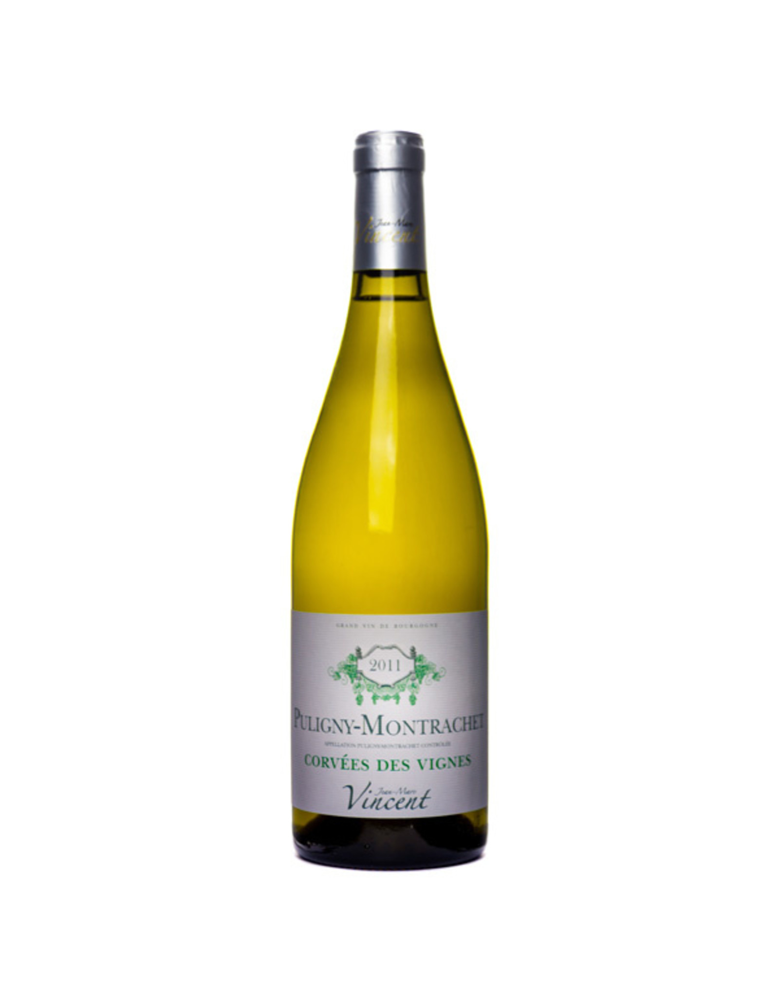 Puligny Montrachet 'Corvées des Vignes' 2018 Jean Marc Vincent
