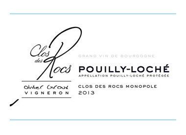 Clos des Rocs, Pouilly-Loché