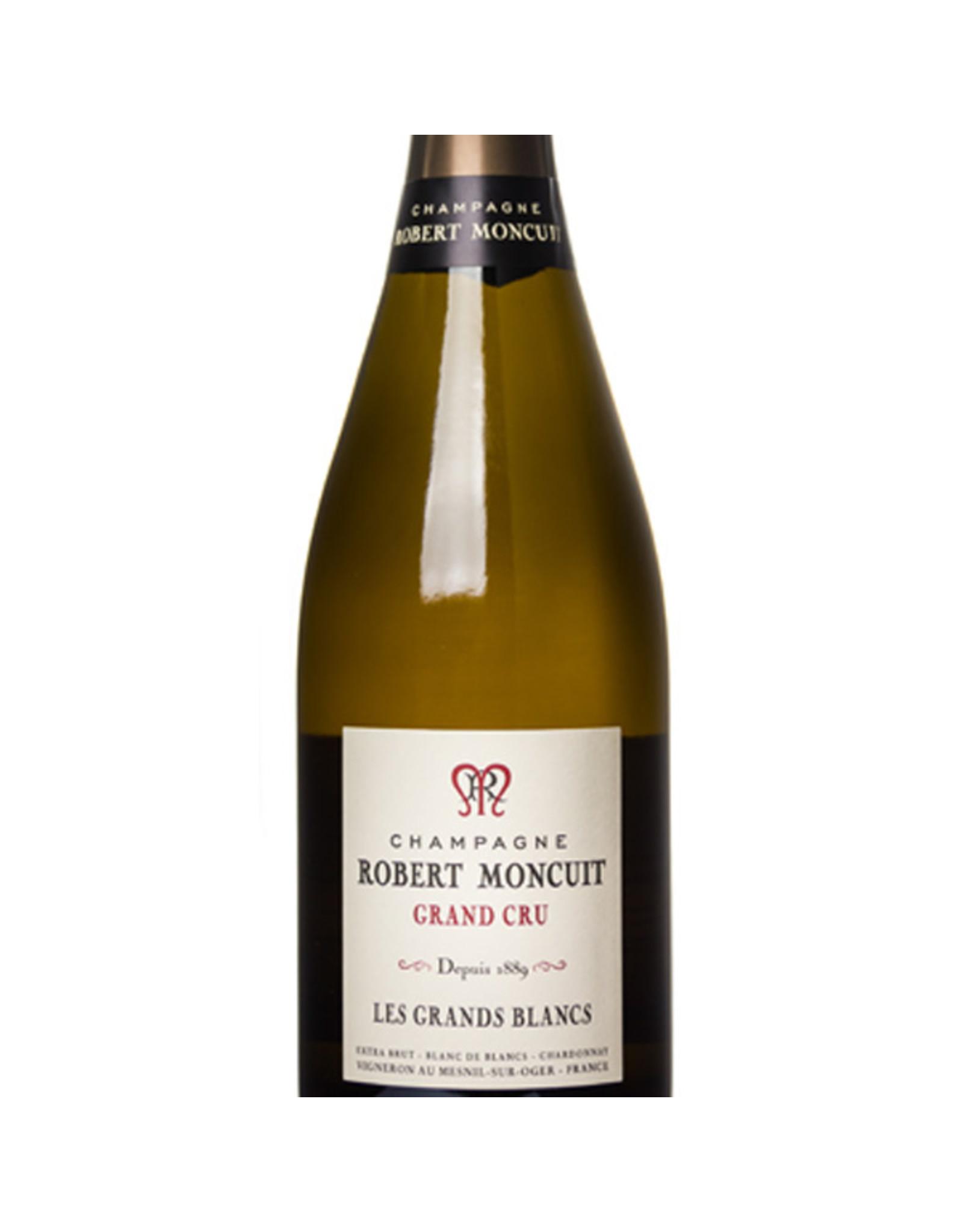 Champagne Robert Moncuit, Le Mesnil-sur-Oger Robert Moncuit Grands Blancs magnum