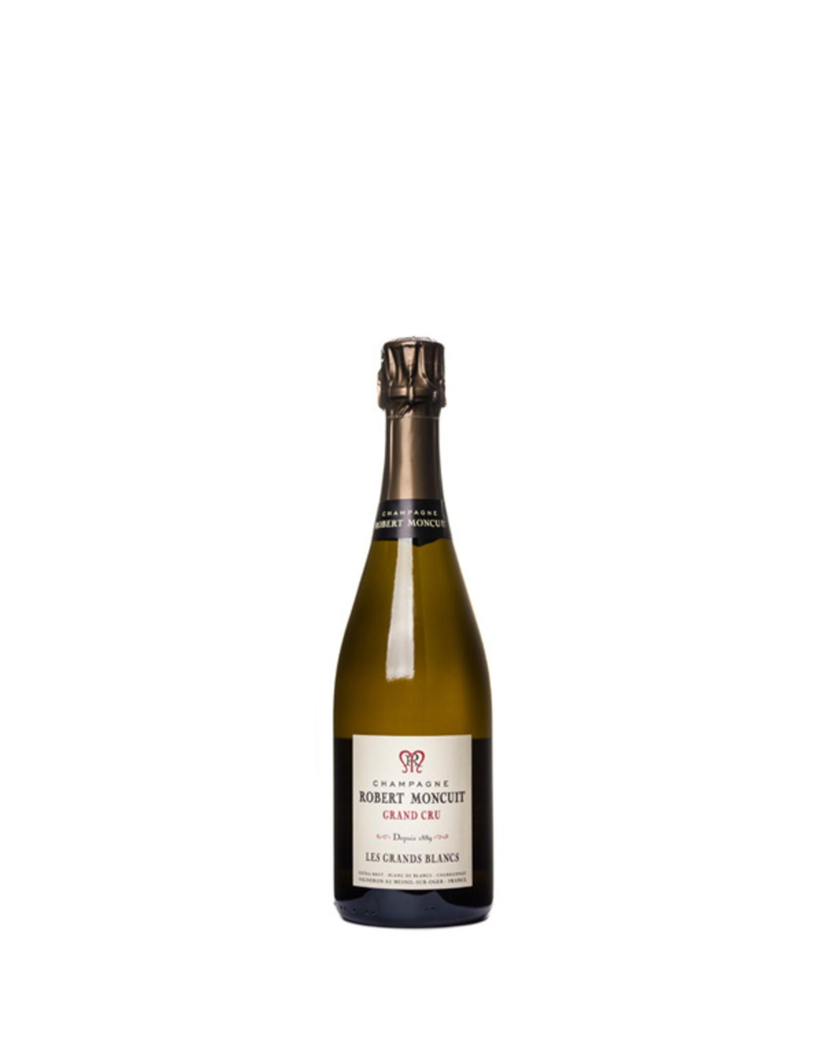 Champagne Robert Moncuit, Le Mesnil-sur-Oger Robert Moncuit Grands Blancs half