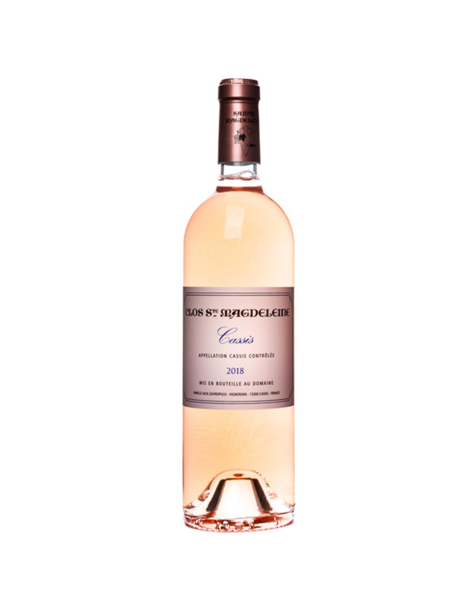 Clos st. Magdeleine, Cassis Clos Sainte Magdeleine Cassis rosé 2019