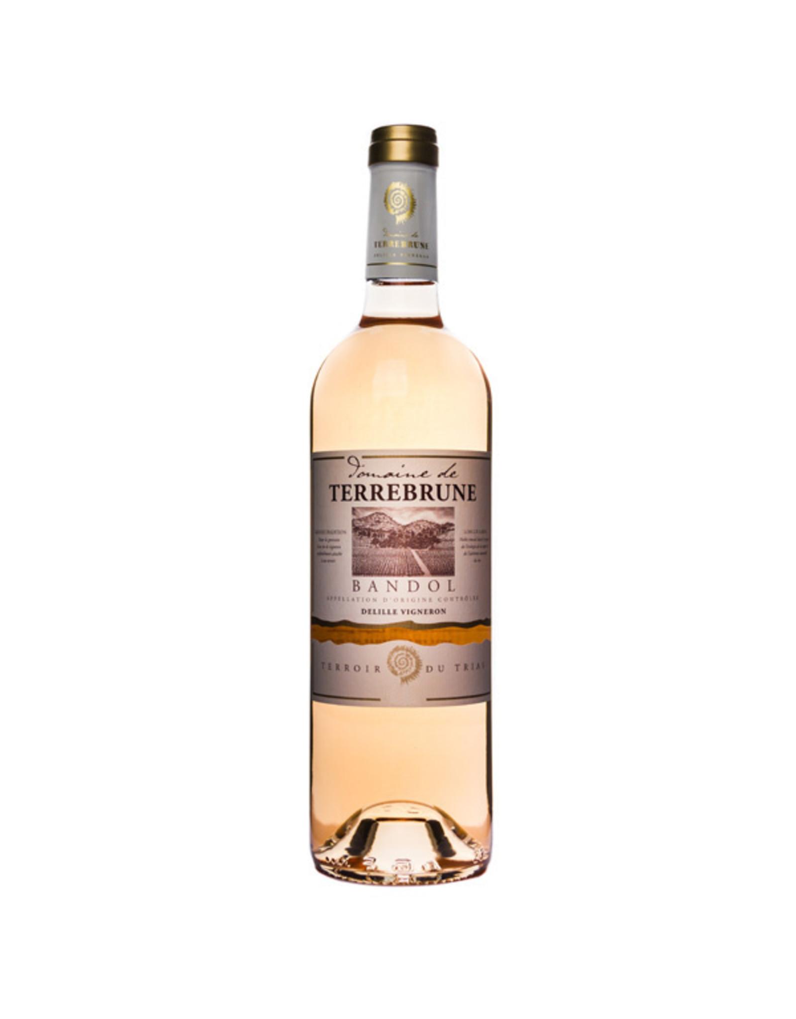 Domaine de Terrebrune, Ollioules Domaine de Terrebrune Bandol Rosé 2016