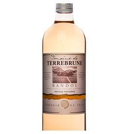 Domaine de Terrebrune, Ollioules Terrebrune, Bandol Rosé 2019 magnum