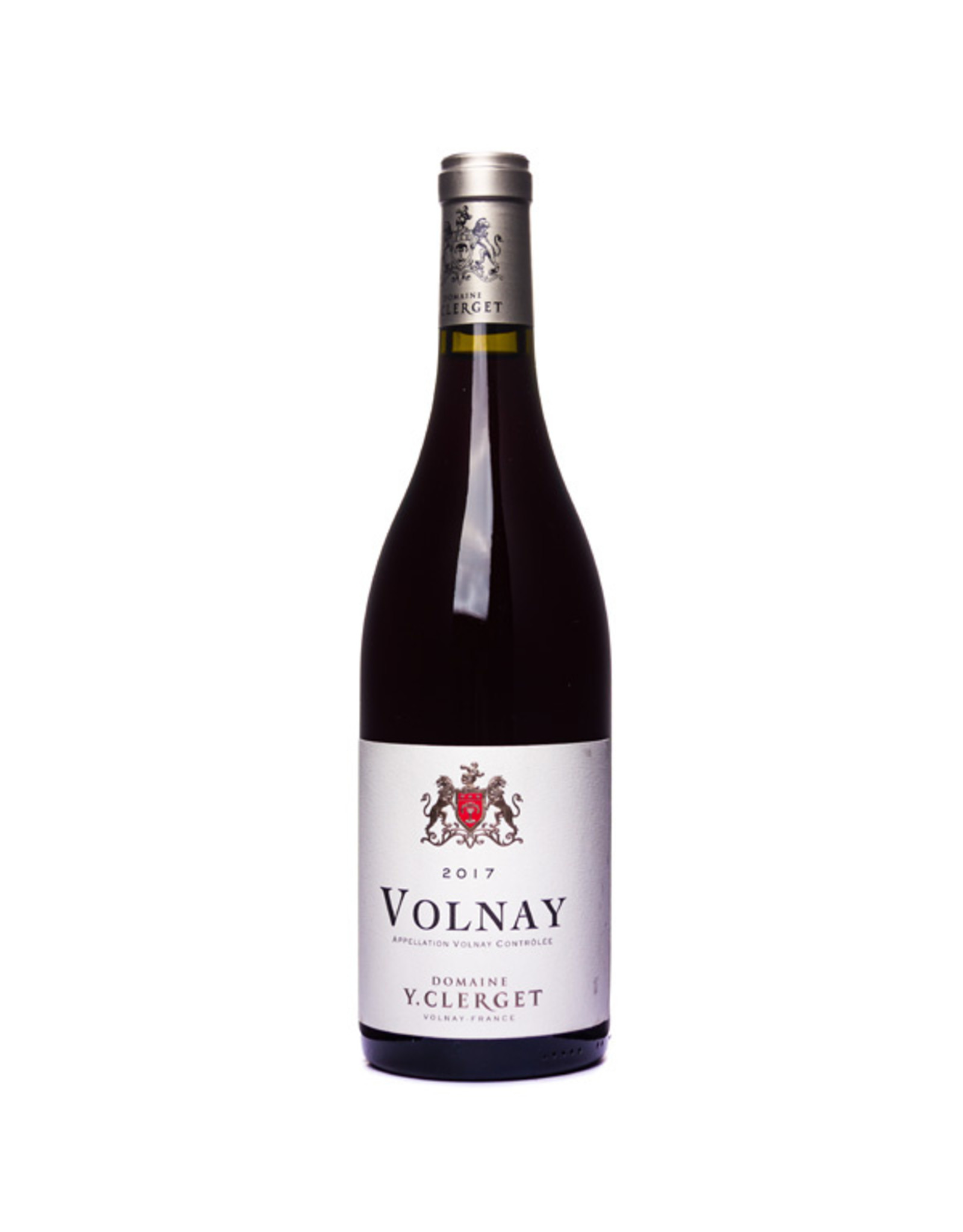 Domaine Y. Clerget, Volnay Yves Clerget Volnay 2017