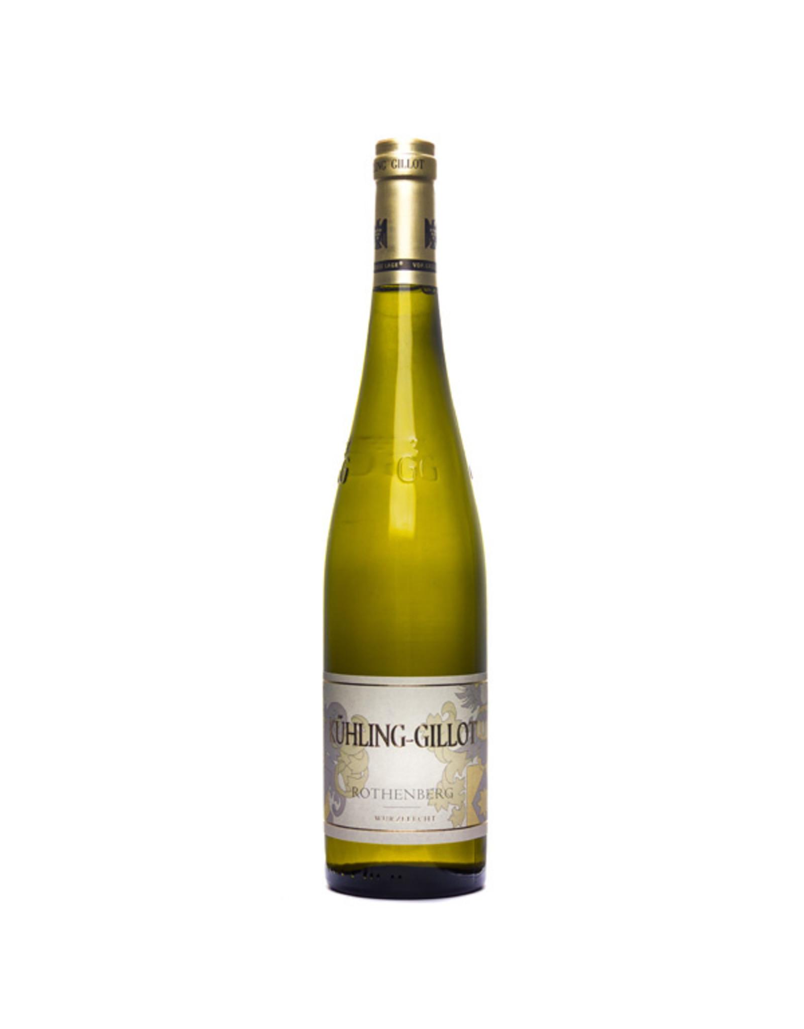 Weingut Kühling-Gillot, Bodenheim Kuhling Gillot Rothenberg GG 2015