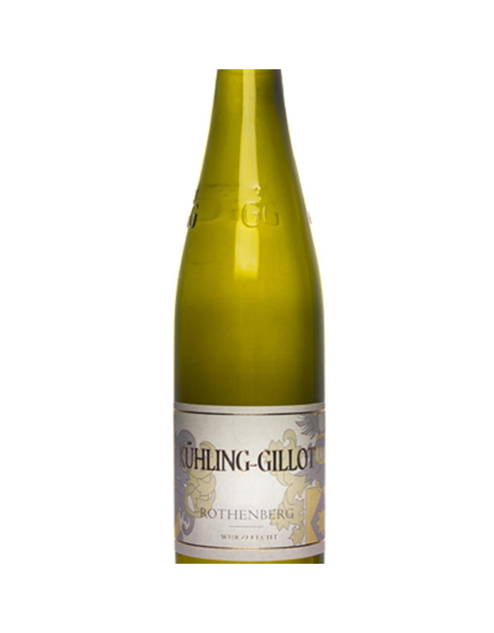 Weingut Kühling-Gillot, Bodenheim Kuhling Gillot Rothenberg GG 2015 Magnum