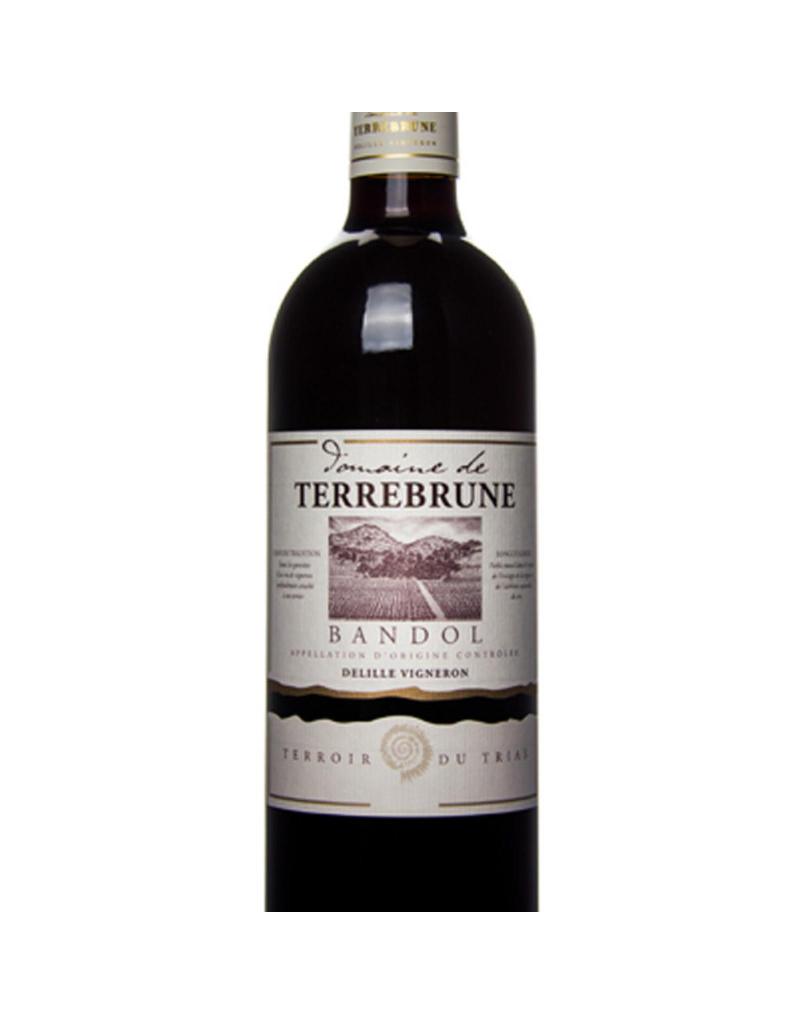 Domaine de Terrebrune, Ollioules Terrebrune Bandol Rouge 2016 magnum