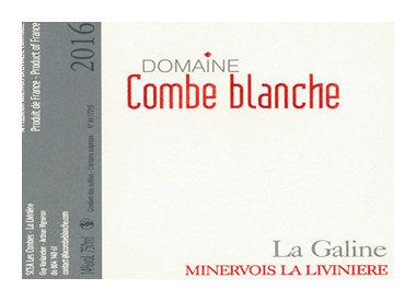 Domaine Combe Blanche, La Livinière