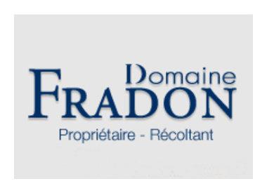 Domaine Fradon, Réaux sur Trèfle