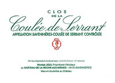 Domaine Nicolas Joly, Savennières
