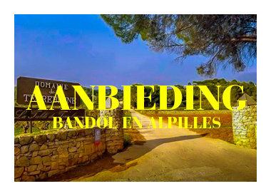 Aanbieding Bandol en Alpilles