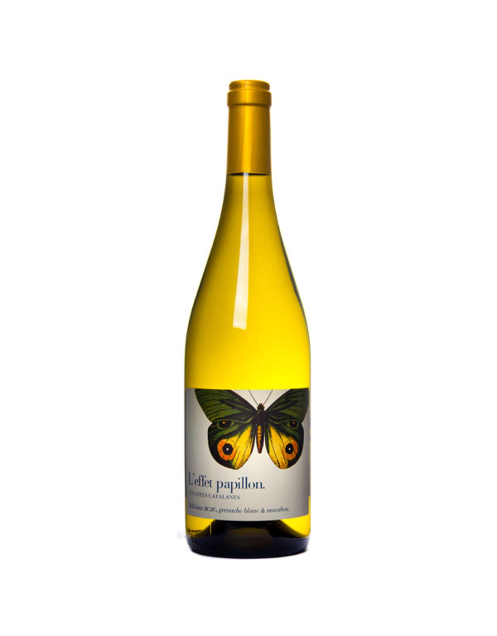 L' Effet Papillon IGP Côtes Catalanes Blanc 2020