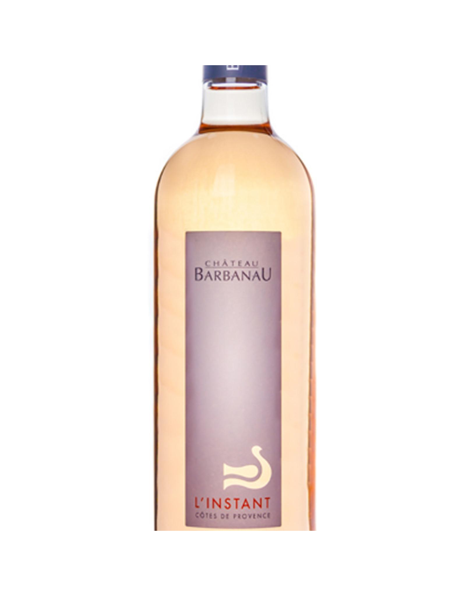Château Barbanau, Roquefort Barbanau Provence Rosé L'Instant 2019 magnum