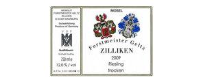 Weingut Forstmeister Geltz Zilliken, Saarburg