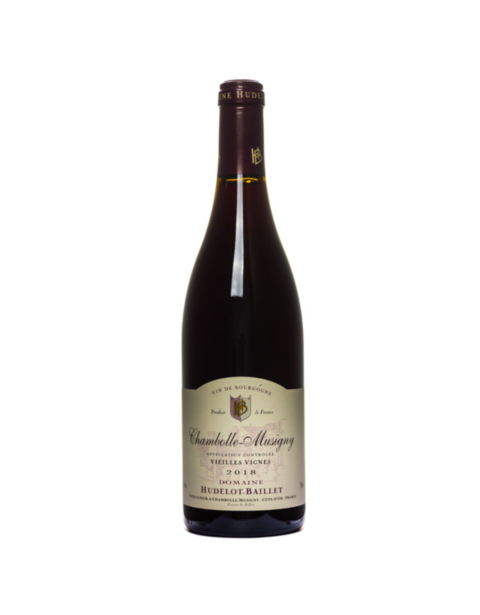 Hudelot-Baillet, Chambolle-Musigny Chambolle-Musigny Vieilles Vignes 2018, Hudelot-Baillet,
