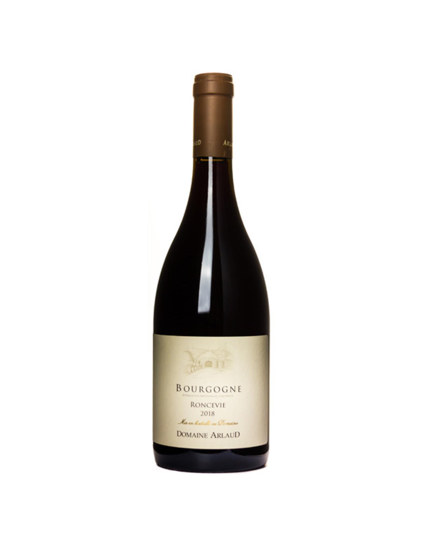 Domaine Arlaud, Morey-Saint-Denis Arlaud Bourgogne Pinot Noir 'Roncevie' 2018
