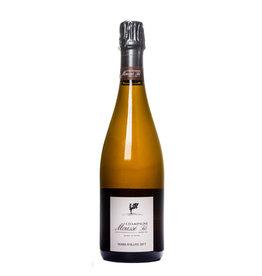Champagne Moussé, Cuisles Moussé Champagne Terre d'Illite 2015
