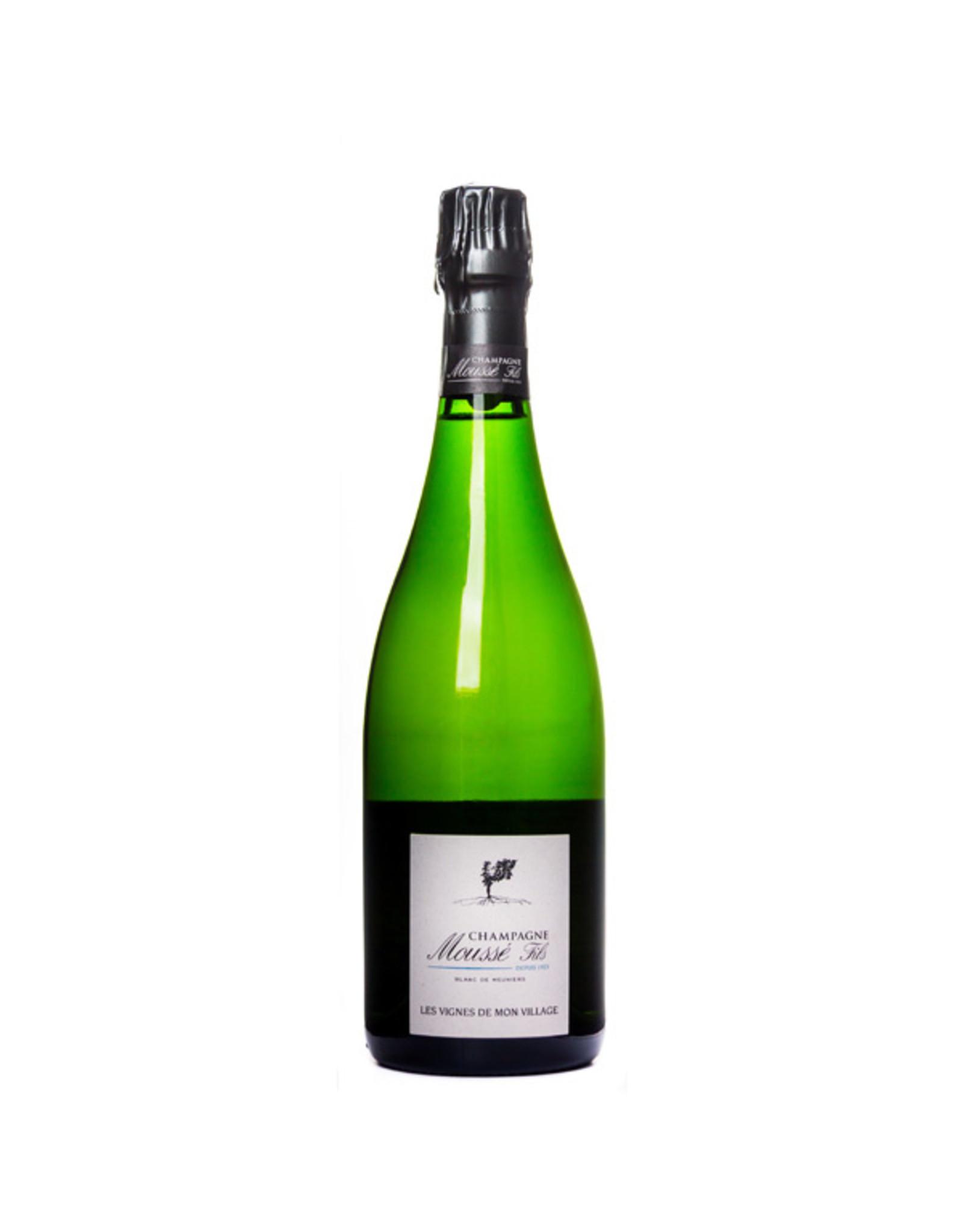 Champagne Moussé, Cuisles Moussé Champagne Vignes de mon Village