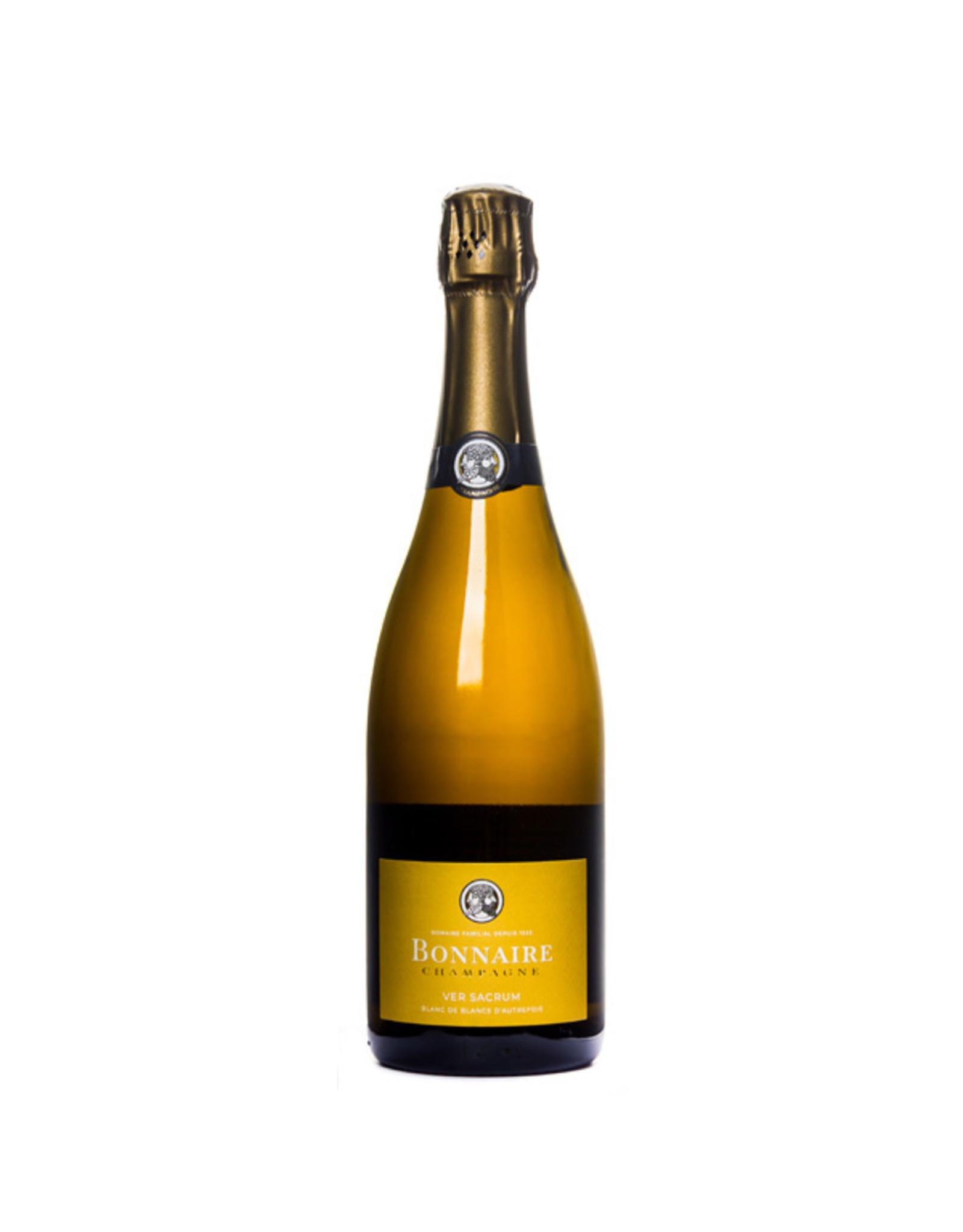 Bonnaire Champagne, Cramant Bonnaire Champagne Blanc de Blancs 'Ver Sacrum'
