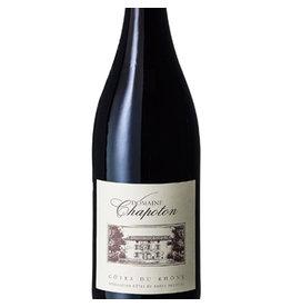 Domaine Chapoton, Saint-Cécile-les-Vignes Chapoton Côtes du Rhône rouge 2016 magnum