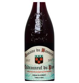 Domaine du Banneret, Châteauneuf-du-Pape Banneret Ch. du Pape rouge  2018 magnum